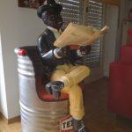 Sitzfass von Bob der Fassmeister